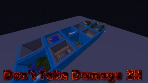 Télécharger Don't Take Damage 2! pour Minecraft 1.8.9