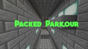 Télécharger Packed Parkour pour Minecraft 1.8.7