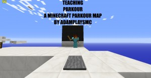 Télécharger Teaching Parkour pour Minecraft 1.8.7