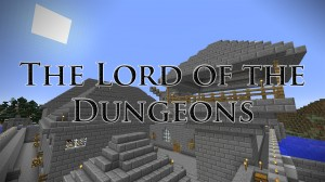 Télécharger The Lord of the Dungeons pour Minecraft 1.8.4