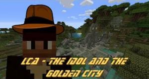 Télécharger The Idol and the Golden City pour Minecraft 1.8.1