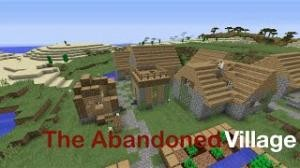 Télécharger The Abandoned Village pour Minecraft 1.8.1
