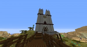Télécharger Minecraft Cathedral pour Minecraft 1.13.2