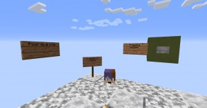 Télécharger Four in a Row pour Minecraft 1.14.1