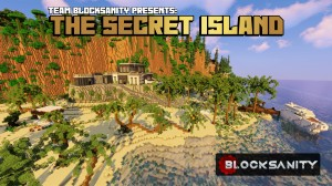 Télécharger The Secret Island pour Minecraft 1.13.2