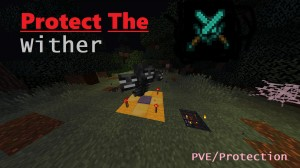 Télécharger Protect The Wither pour Minecraft 1.14