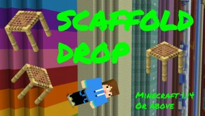 Télécharger Scaffold Drop pour Minecraft 1.14.4
