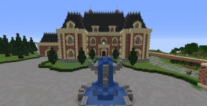 Télécharger Leo CraftingTV's Victorian Lake Mansion pour Minecraft 1.14.4