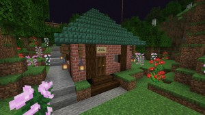 Télécharger Will You Save Your Village? pour Minecraft 1.15.1