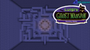 Télécharger Luigi's Ghost Mansion pour Minecraft 1.16.5