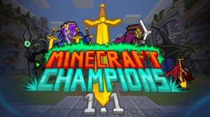 Télécharger Minecraft MOBA: Minecraft Champions pour Minecraft 1.12.2