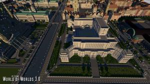 Télécharger World of Worlds pour Minecraft 1.10.2