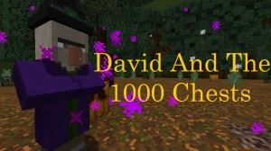Télécharger David and the 1000 Chests pour Minecraft 1.11.2